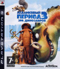 Ice Age: Dawn of the Dinosaurs PlayStation 3 Front Cover