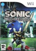 Sonic and the Black Knight Wii Front Cover