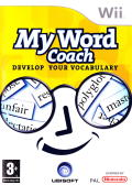 My Word Coach Wii Front Cover