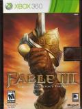 Fable III (Limited Collector's Edition) Xbox 360 Front Cover