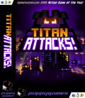 Titan Attacks! Linux Front Cover