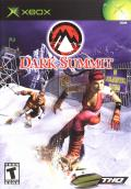 Dark Summit Xbox Front Cover