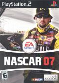 NASCAR 07 PlayStation 2 Front Cover