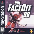 NHL FaceOff '98 PlayStation Front Cover