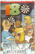 Pub Darts Commodore 64 Front Cover