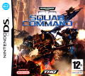 Warhammer 40,000: Squad Command Nintendo DS Front Cover