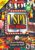 I Spy: Fun House Macintosh Front Cover