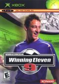 World Soccer: Winning Eleven 9 Xbox Front Cover