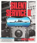 Silent Service II DOS Front Cover