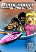 Powerboat Challenge Zeebo Front Cover