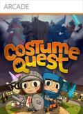 Costume Quest Xbox 360 Front Cover