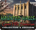 Haunted Halls: Green Hills Sanitarium (Collector's Edition) Windows Front Cover