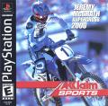 Jeremy McGrath Supercross 2000 PlayStation Front Cover