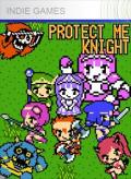 Protect Me Knight Xbox 360 Front Cover