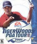 Tiger Woods PGA Tour 2001 Windows Front Cover
