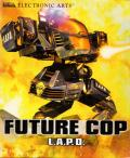 Future Cop: L.A.P.D. Macintosh Front Cover