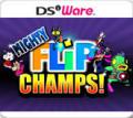 Mighty Flip Champs! Nintendo DSi Front Cover
