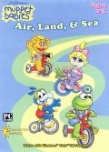 Jim Henson's Muppet Babies: Air, Land, & Sea Windows Front Cover