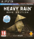 Heavy Rain: Move Edition PlayStation 3 Front Cover