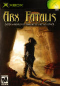 Arx Fatalis Xbox Front Cover