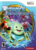 Dewy's Adventure Wii Front Cover