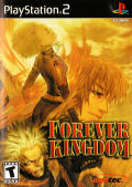 Forever Kingdom PlayStation 2 Front Cover