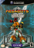 Medabots: Infinity GameCube Front Cover