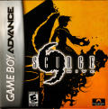 Scurge: Hive Game Boy Advance Front Cover
