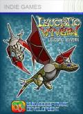 Leucistic Wyvern Xbox 360 Front Cover