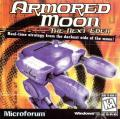 Armored Moon: The Next Eden DOS Front Cover