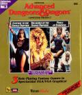 Advanced Dungeons & Dragons: Collectors Edition Vol.3 DOS Front Cover