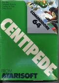 Centipede Commodore 64 Front Cover