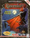 Ravenloft: Strahd's Possession DOS Front Cover