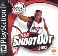 NBA ShootOut 2002 PlayStation Front Cover