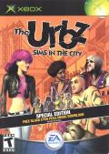 The Urbz: Sims in the City Xbox Front Cover