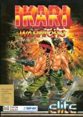Ikari Warriors Amiga Front Cover