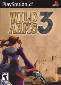 Wild Arms 3 PlayStation 2 Front Cover