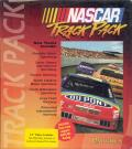 NASCAR: Track Pack DOS Front Cover