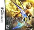 Final Fantasy XII: Revenant Wings Nintendo DS Front Cover