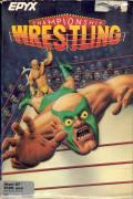 Championship Wrestling Atari ST Front Cover