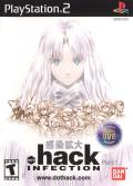 .hack//Infection: Part 1 PlayStation 2 Front Cover