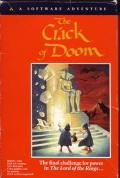 The Crack of Doom DOS Front Cover