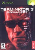Terminator 3: Rise of the Machines Xbox Front Cover