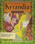 The Legend of Kyrandia Amiga Front Cover