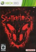 Splatterhouse Xbox 360 Front Cover