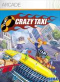 Crazy Taxi Xbox 360 Front Cover