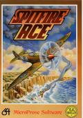 Spitfire Ace Commodore 64 Front Cover
