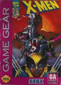 X-Men Game Gear Front Cover