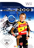 RTL Biathlon 2009 Wii Front Cover
