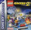 LEGO Racers 2 Game Boy Advance Front Cover